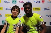 Duo Dauce Vidal Nicolas